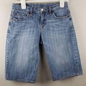 Lucky Brand | Women's Bermudas Jean Shorts S 4/27